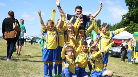 Norwich City Community Sports Foundation's Summer Cup. The foundation has launched a new educational