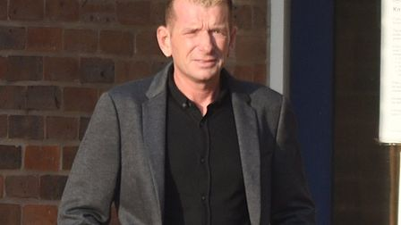 Simon Oakley, who owns Stratton Quick Fit in Long Stratton, is one of four men who went on trial yes