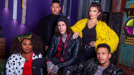 Tattoo Fixers is opening its books for a new series (Image: Studio Lambert)