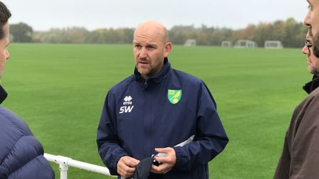 Norwich City have made significant progress in their £5m redevelopment of their Colney Training Cent