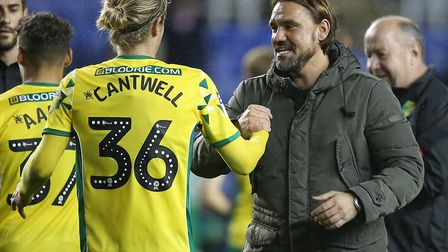 Todd Cantwell is another Norwich City academy product to show real progress since breaking into Dani