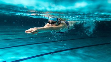 A private outdoor swimming pool in Sprowston could be made available to the public. Photo: Thinkstoc