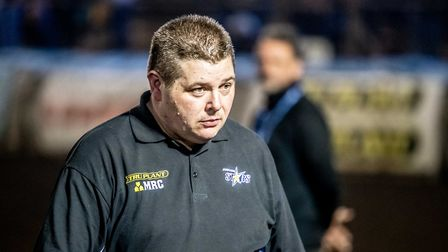 King's Lynn Stars chief Dale Allitt is bidding for glory this week in the Knockout Cup against Somer