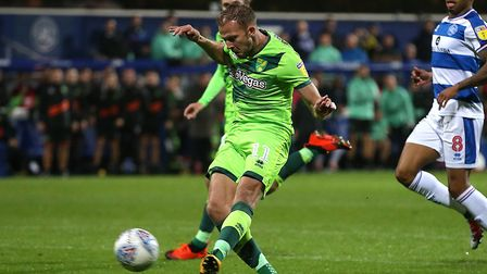 Jordan Rhodes missed a golden chance late on Picture: Paul Chesterton/Focus Images