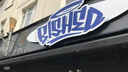 New Bished bar in Prince of Wales Road Picture: Neil Perry