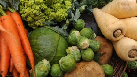 A new 'roadmap' has been launched to halve the UK's £20bn food waste bill. Picture: Simon Parker