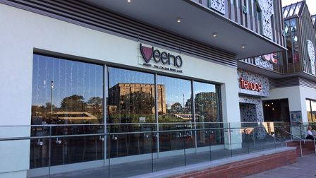 Wine cafe Veeno will become the second outlet at Castle Mall's Timberhill Terrace. Picture: Mark Shi