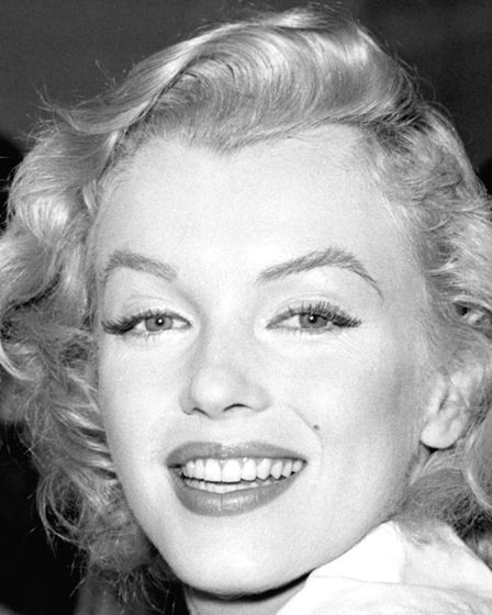 Marilyn Monroe. Picture: PA ARCHIVE/PA IMAGES