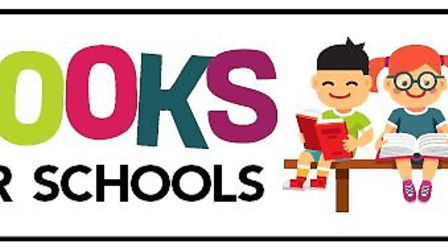 Books for Schools will benefit youngsters across the region.