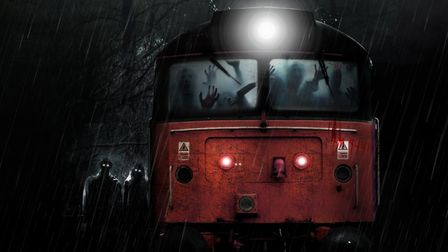 Do you want to enter the crowded train at Loco's Horror Train event taking place on the Mid-Norfolk
