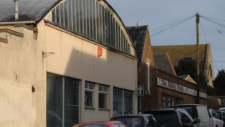 Plans have been approved to demolish the Witley Press building in Church Street, Hunstanton, to buil