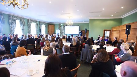 The launch of the Best Employers Eastern Region 2018 survey at Tattersalls, Newmarket. Picture: GREG