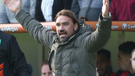 Daniel Farke is looking forward to pitting his wits against Derby County's Frank Lampard Picture: Pa