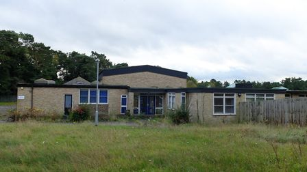 The former Elm Road School in Thetford Picture: Archant