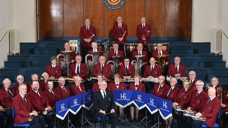 A well-known charity band will be bringing the sound of brass to a north Norfolk town this autumn. P