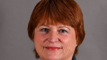 Margaret Dewsbury, chairman of Norfolk County Council's communities committee. Pic: Norfolk Conserva