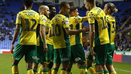 Mario Vrancic and his Norwich City players are in it together this season - despite the summer sale