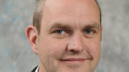 Dan Roper, leader of the Liberal Democrat group at Norfolk County Council. Picture Archant.