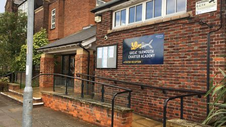 Great Yarmouth Charter Academy.Picture; David Hannant