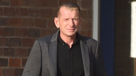 Simon Oakley, who owns Stratton Quick Fit in Long Stratton, is one of four men who went on trial on
