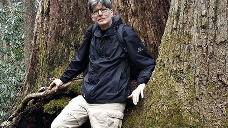 Richard Powers (The Overstory). Picture: Joan Maloof