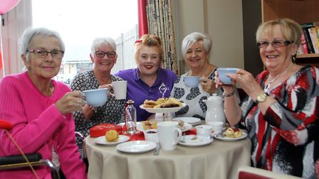 Cavell Court is asking the people of Cringleford to join them for coffee, cake and a chat to raise f
