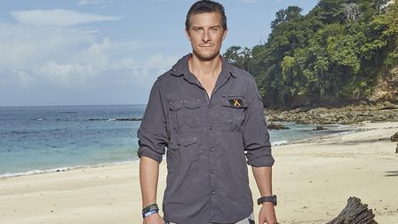 Bear Grylls. Picture: Channel 4