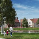 An image of the Thetford Kingsfleet development. Picture: Pigeon Investment Management