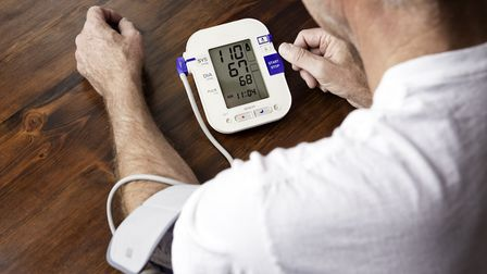 DIY blood pressure monitors are available, while many chemists adn GP surgeries have monitors for us