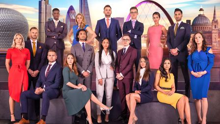The Apprentice 2018 candidates - (C) Boundless Taylor Herring - Photographer: Jim Marks