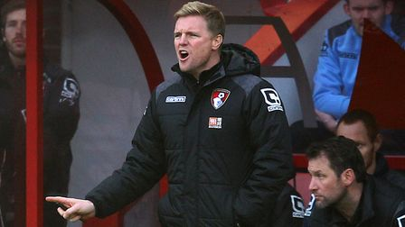 City will take on Eddie Howe's Bournemouth on Tuesday, October 30. Picture: Paul Chesterton/Focus Im