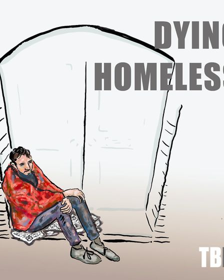 The Dying Homeless investigation by The Bureau of Investigative Journalism counted 449 homeless deat