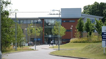 The support centre of TaxAssist is based in Norwich's Broadland Business Park. Picture: TaxAssist