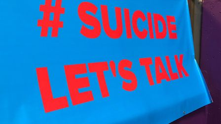 A multi-agency learning event into preventing suicide in Norfolk. Photo: Geraldine Scott