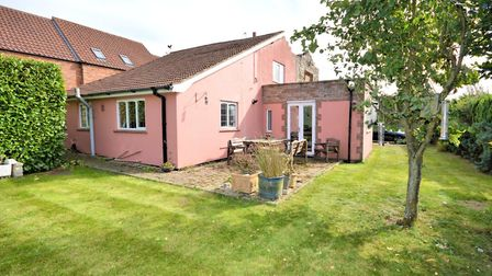 Ivy House, Swaffham, for sale with Abbotts jointly with Sowerbys. Pic: www.sowerbys.com