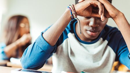 Unihealth is aimed at helping students who are suffering with their mental health. Photo Getty Image