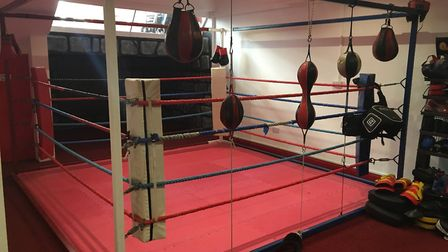 Ruckus MMA and Fitness Gym. Photo: James Carr.