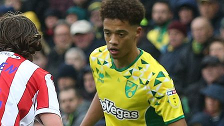 Jamal lewis has committed his future to Norwich City until 2023 Picture: Paul Chesterton/Focus Image