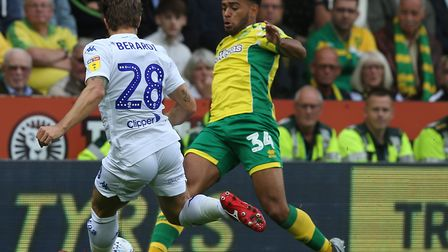 Louis Thompson has earned a new long-term deal at Norwich City Picture: Paul Chesterton/Focus Images