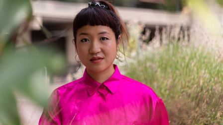 Sharlene Teo wrote the first 20,000 words of her debut novel while living in Norwich. Picture: Amaal