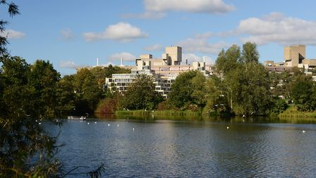 A student who died at UEA has been named. Picture: David Kirkham Fisheye Images