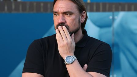 Daniel Farke respects the threat posed by Stoke Picture: Paul Chesterton/Focus Images Ltd