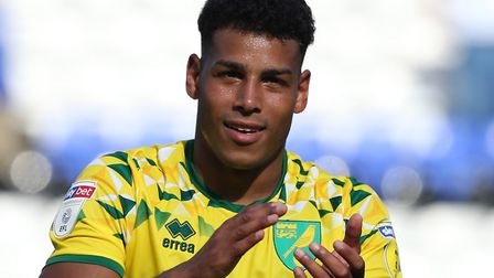 Onel Hernandez is back after a five-game absence for the Canaries Picture: Paul Chesterton/Focus Ima