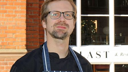 Lewis Peck is returning to The Last Wine Bar after three years working as a chef in London. Photo: T