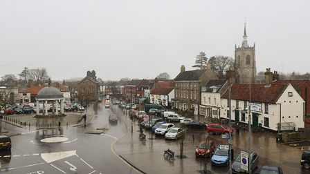 A survey has shown a demand for a swimming pool within Swaffham. Picture: Ian Burt