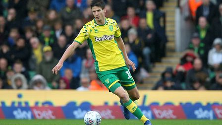 Timm Klose has become a leader for Norwich City, says Chris Goreham. Picture: Paul Chesterton/Focus