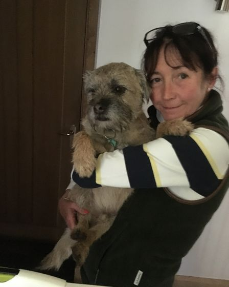 Wag-It owner Sarah Hebden. who is hoping to open a new 'luxury' dog kennel. Picture: Courtesy of Sar