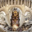 Music at Norwich Cathedral: A Musical Exhibition Photo: Paul Hurst