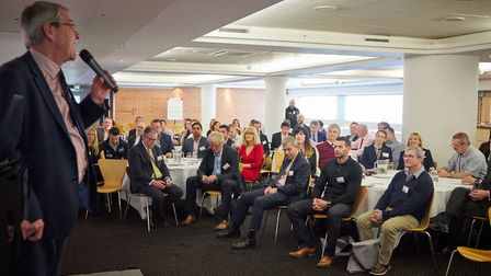 The East of England Energy Group and the Oil and Gas Authority are joining forces for two events in