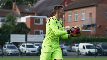 Elvijs Putnins should be fit to return to the Lowestoft side that takes on Barwell. Picture: Shirley